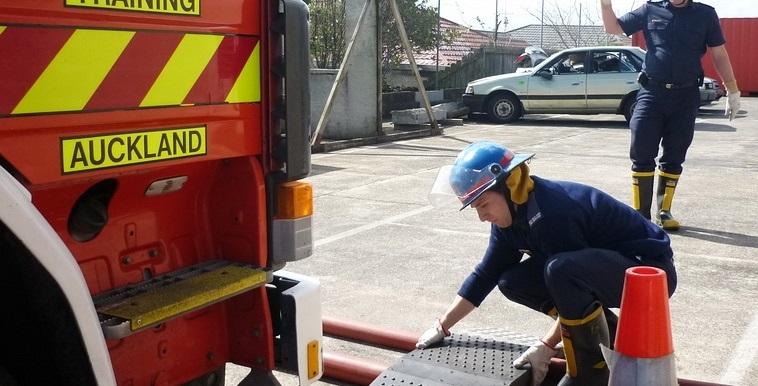 NZ Fire Service Training