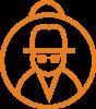 Icon of spy