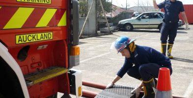NZ Fire Service Training